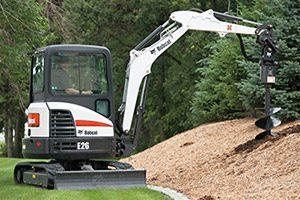 New Bobcat Compact Excavators