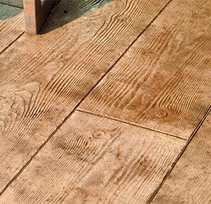 "12"" Wood Plank"