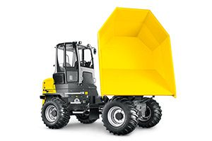 Wacker Neuson Wheel Dumpers