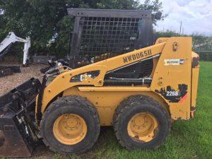 Used 2013 CAT 226B3