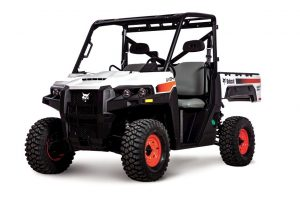 New Bobcat UV34 Utility Vehicle
