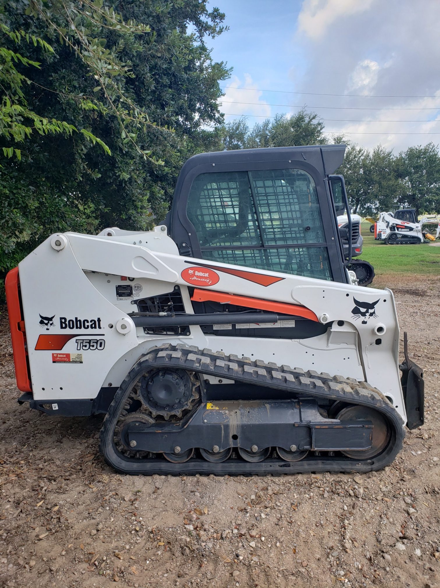 Houston TX Bobcat Equipment Dealer | Skid-Steer Loaders