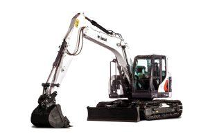 New Bobcat E145 Compact Excavator