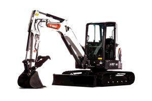 New Bobcat E50 Compact Excavator (Long Arm)