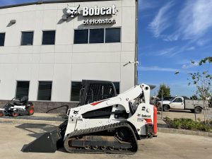 Used 2021 BOBCAT T770